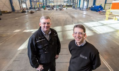 Expansion and Investment: 60 new engineering jobs confirmed