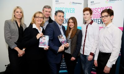 Dyer Engineering joins forces with Discovery School