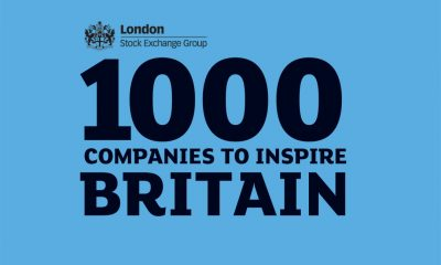 Dyer Engineering recognised as one of the Top 1000 Companies to Inspire Britain
