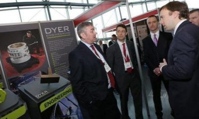 Dyer Engineering meets Energy Minister