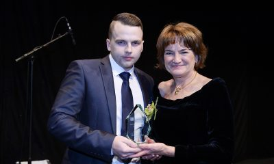 Dyer Engineering Apprentice Scoops Top Prize at National Student of the Year Awards