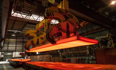 Steel-Making Industry : Repairs & Upgrades