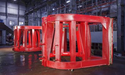 Marine Deck Equipment : Reeler Fabrications
