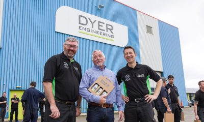Dyer Engineering Celebrates it's 40th Anniversary