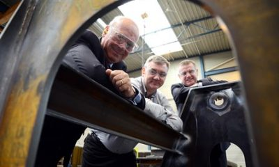 Dyer Engineering help launch UKTI-led Northern Powerhouse initiative
