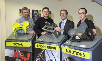 IMechE President Visits Dyer Engineering