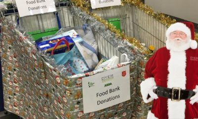 Dyer Engineering launches Christmas Charity Appeal in partnership with ASDA