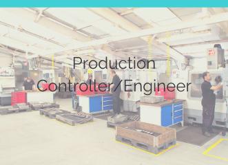 Dyer Engineering Production Controller Engineer vacancy
