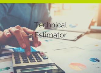 Dyer Engineering Technical Estimator vacancy