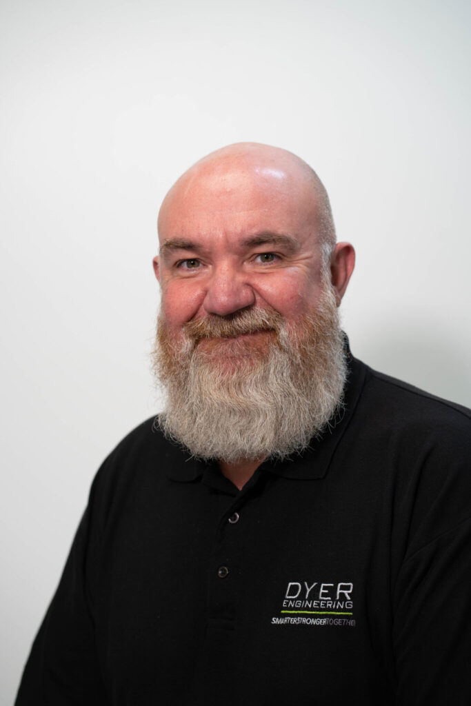 Operations Director Leigh Foulger